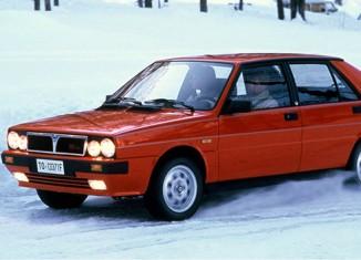 Lancia Delta HF 4WD 1986