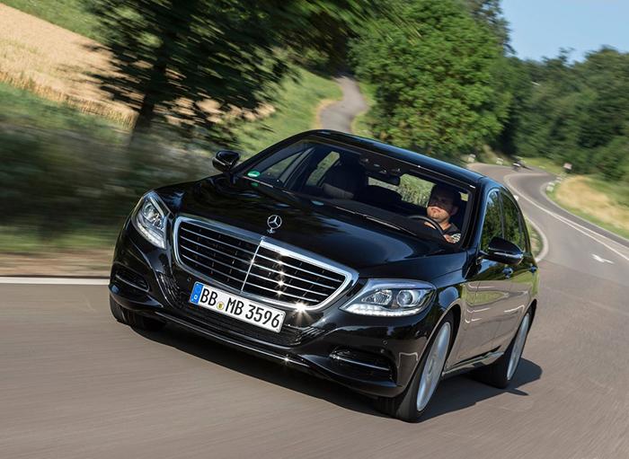 Mercedes-Benz S500 Plug In Hybrid 2015