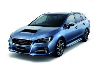 Subaru Levorg Concept 2013