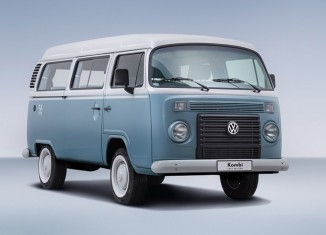 Volkswagen Kombi Last Edition 2013