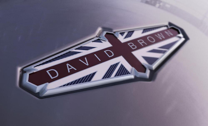 David Brown Automobile logo