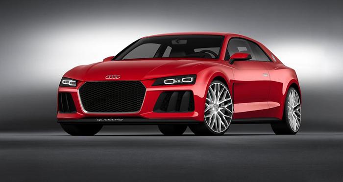 Audi Sport quattro Laserlight Concept 2014
