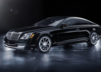 Maybach Xenatec Coupe 2010