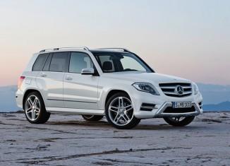 Mercedes-Benz GLK Class 2013