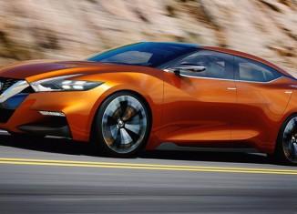 Nissan Sport Sedan Concept 2014