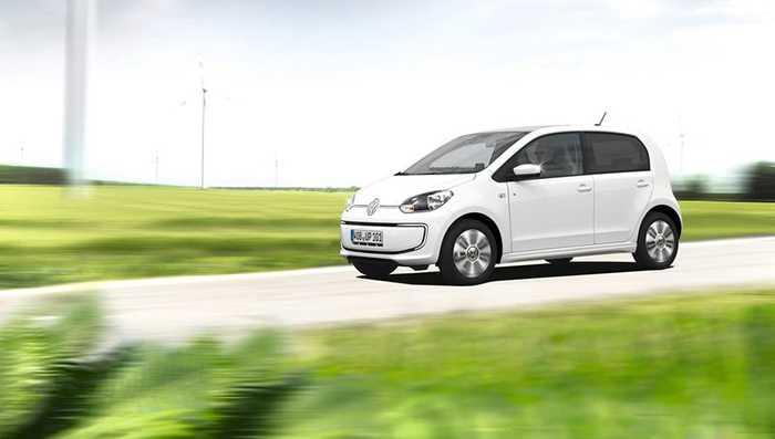Volkswagen e-up! 2014