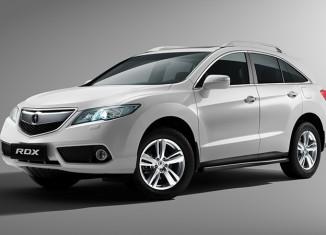 Acura RDX (версия для России)