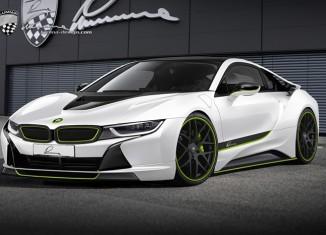 BMW i8 by Lumma Design
