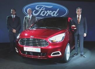 Ford Figo Concept