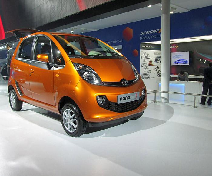 Tata Nano Twist Active Concept