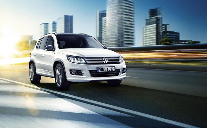 Volkswagen Tiguan Citycsape