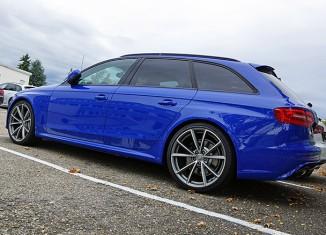Audi RS4 Nagaro