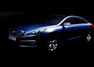 Hyundai Sonata teaser