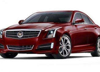 Chrysler ATS Crimson