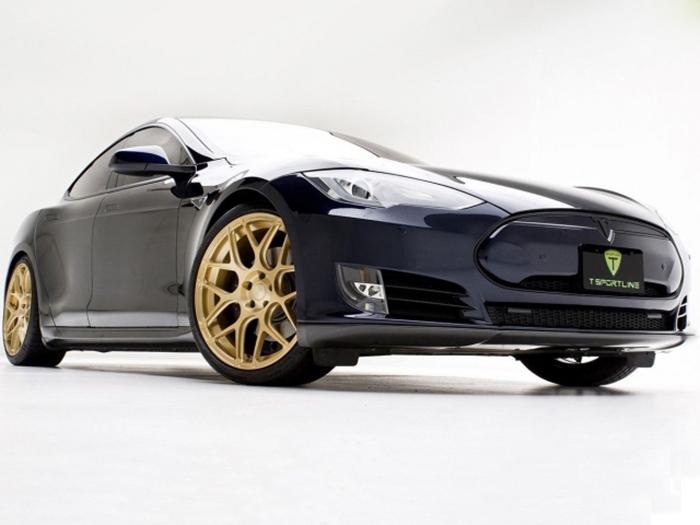 Tesla Model S Perfarmance