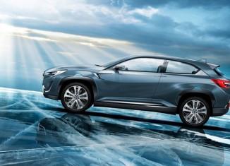 Subaru Viziv 2 Concept 2014
