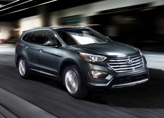 Hyundai Grnad Santa Fe