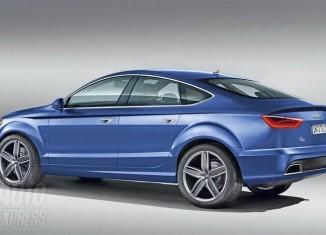 Audi Q4 готов к показу на Пекинском мотор-шоу