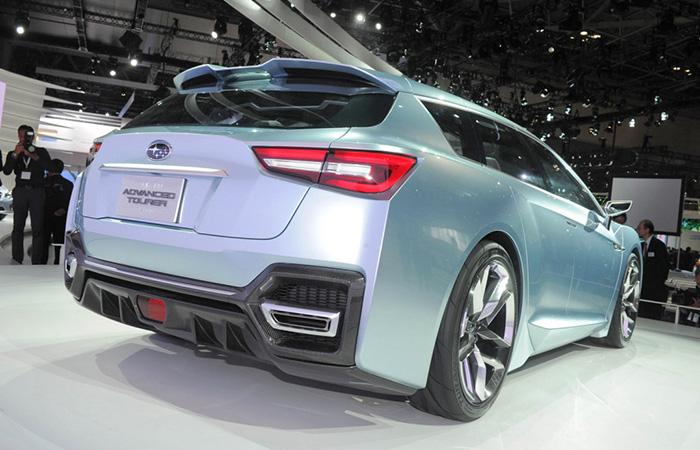 Subaru Outback нового поколения покажут на автосалоне в Нью-Йорке