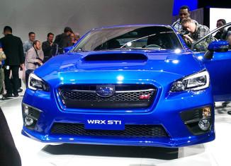 Subaru WRX STI нового поколения получила официальный ценник в России