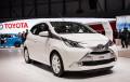 Производство Toyota Aygo второго поколения стартовало