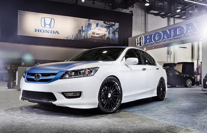 Honda Accord стала лидером авторынка США