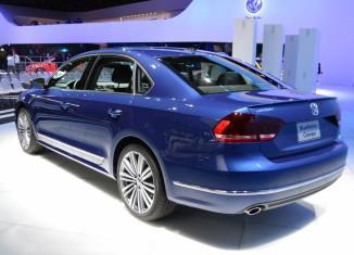 Volkswagen Passat следующего поколения будет иметь гибридную версию