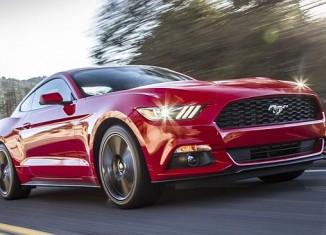 Книга предзаказов на новый Ford Mustang открыта за год до начала продаж