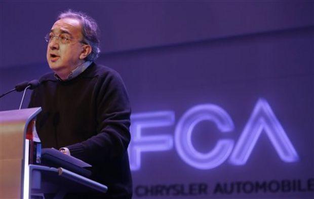 Компания Chrysler Group меняет своё название на FCA US