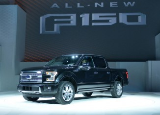 Продажи Ford в 2014 году были стабильными на фоне начала выпуска F-150
