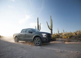 Компания Ford собирает награды Freep's 2015