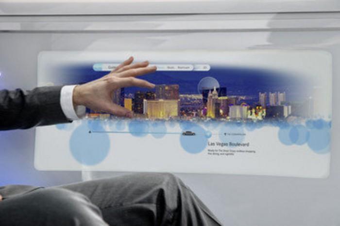 Роботизированный автомобиль будущего от Mercedes-Benz переезжает из Лас-Вегаса в Детройт