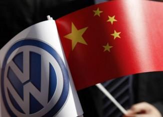 VW достигает договорённости с китайскими дилерами
