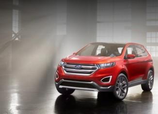Во сколько обойдётся покупка Ford Edge в России?