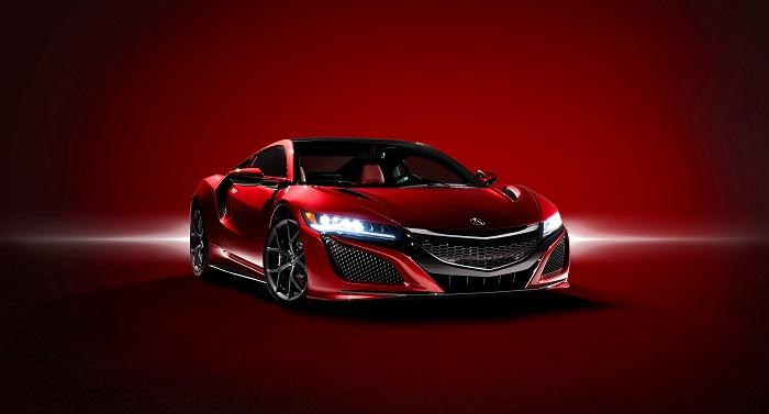 Next Generation Acura NSX