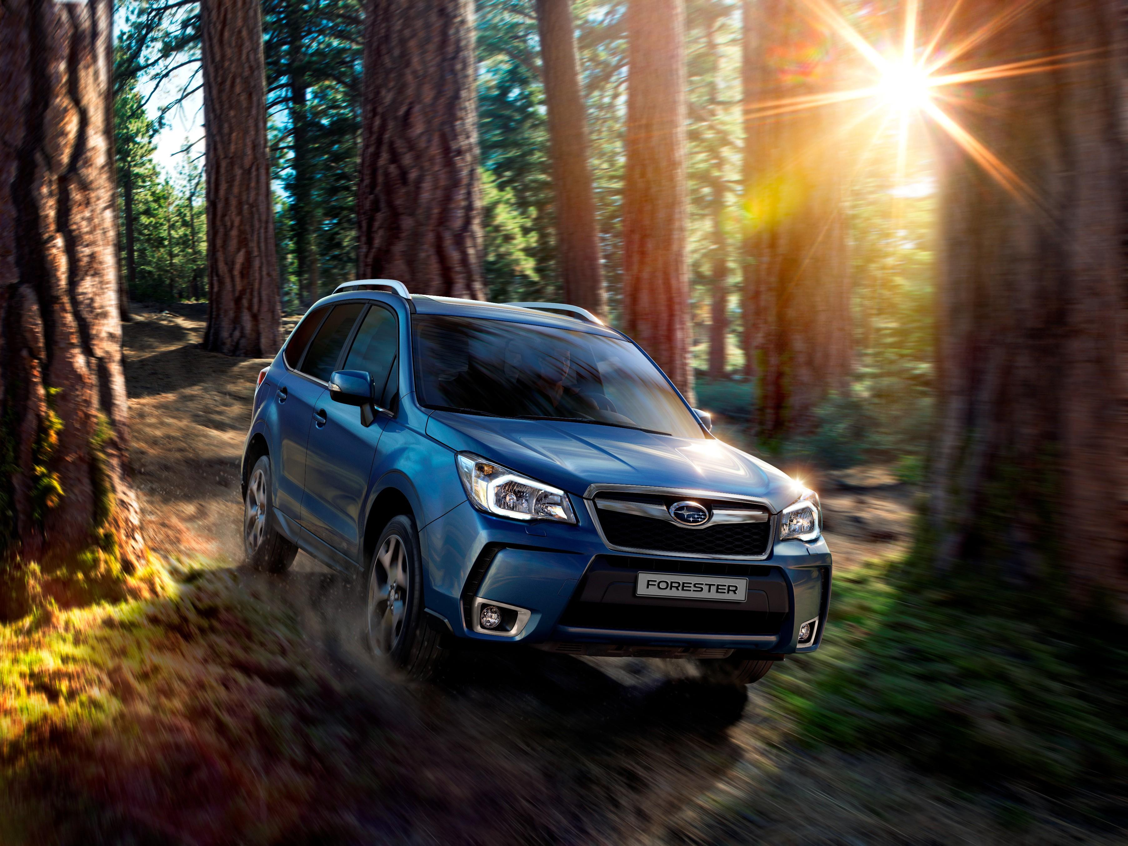 В России в сентябре упали продажи автомобилей Subaru