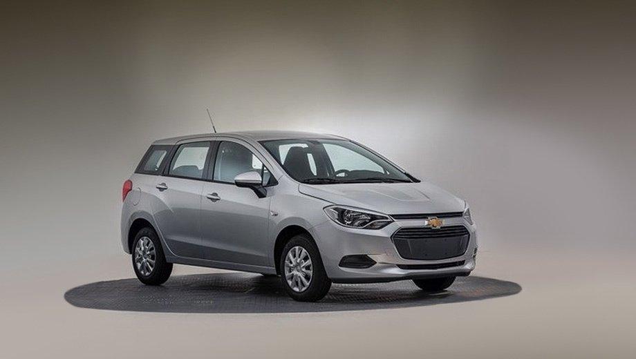 В конце 2015 года в Китае начнут продавать обновленный Chevrolet Lova RV