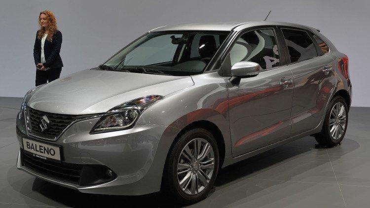 Новый хэтчбек Suzuki Baleno будет продаваться в 100 странах