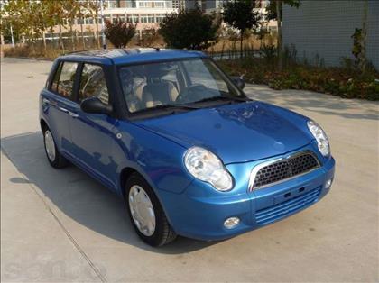 Новый электромобиль Lifan появится на рынке РФ до конца 2015 года