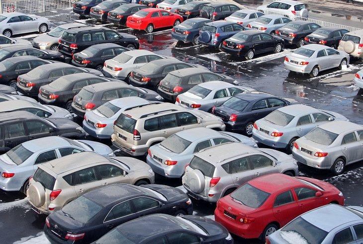 Рост цен на новые автомобили заставил россиян пересесть на подержанные