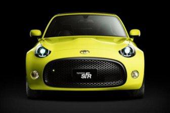 Серийная версия Toyota S-FR получит 1,5-литровый мотор в 130 л.с