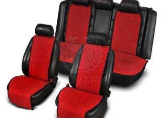 чехлы на автомобильные сидения Cantra
