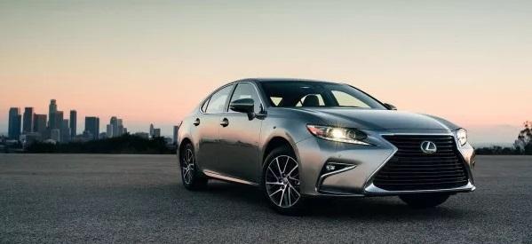 Lexus выпустил первый в истории автомобиль в США