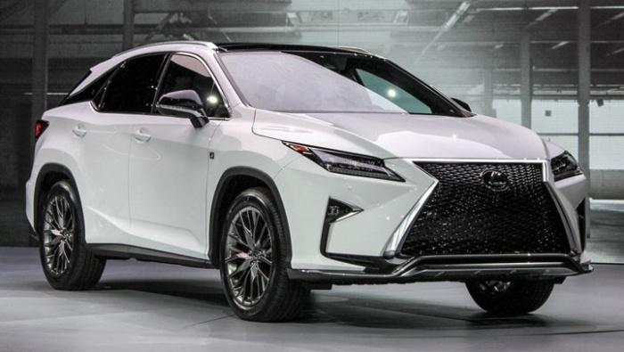 Lexus начал принимать предзаказы на кроссовер RX нового поколения