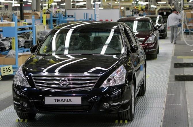Nissan прекратил производство Teana и начал выпуск Qashqai в России