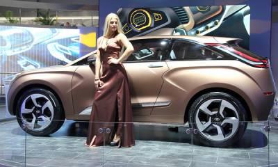 Renault уменьшит объемы выпуска хэтчбека Lada XRAY