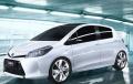Toyota выпустит «заряженную» версию Yaris в 2017 году
