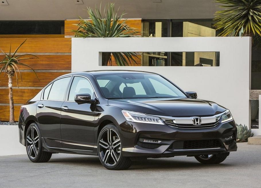 Америка внесла Honda Accord в список своих лучших автомобилей