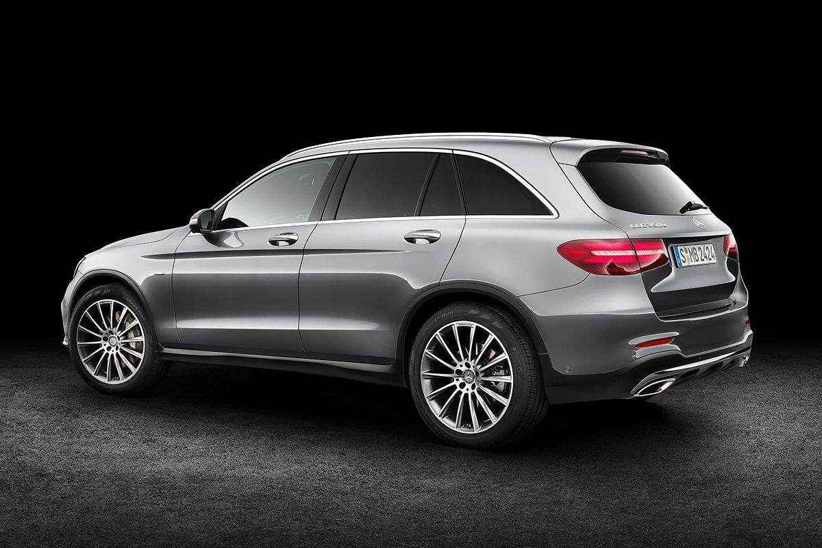 В Китае начали сборку моделей Mercedes-Benz GLC SUV