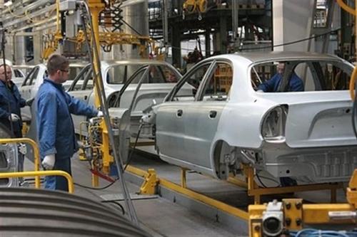 В Петербурге выросло производство автомобилей впервые за 1,5 года